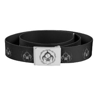 Seven deadly sins custom belt