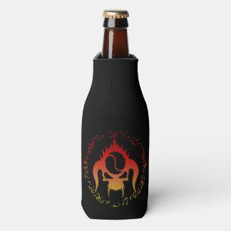 Seven deadly sins custom bottle cooler