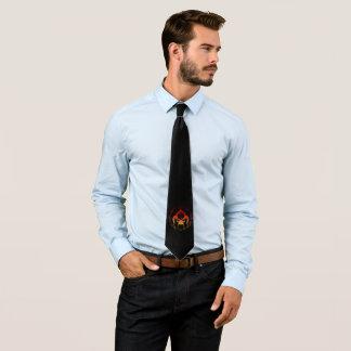Seven deadly sins neck tie