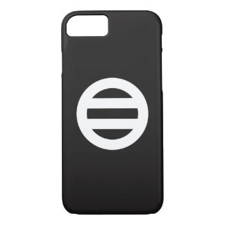 Seven dividing two pulling iPhone 7 case