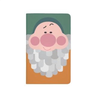 Seven Dwarfs - Bashful Character Body Journal