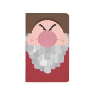 Seven Dwarfs - Grumpy Character Body Journals