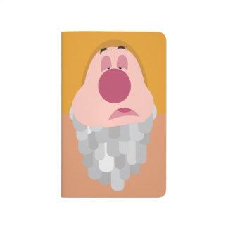 Seven Dwarfs - Sneezy Character Body Journal