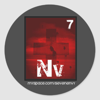 Seven Envy Element Sticker (Large)