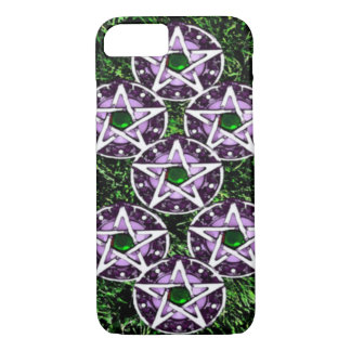 Seven of Pentacles Tarot Card iPhone Card iPhone 7 Case