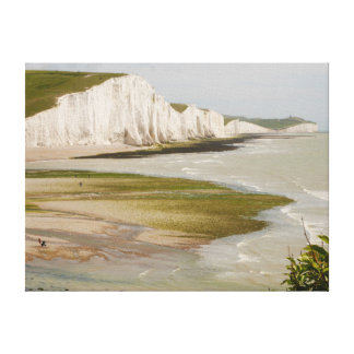 Seven Sisters and Beachy Head Print