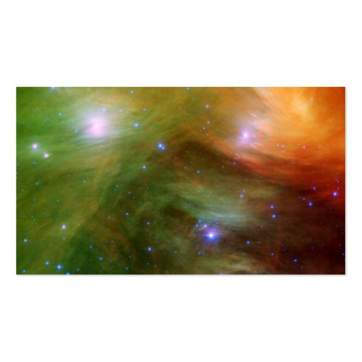 Seven Sisters Pleiades Stars Space Business Cards