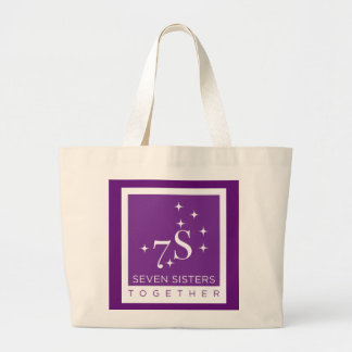 Seven Sisters Together Tote Bag