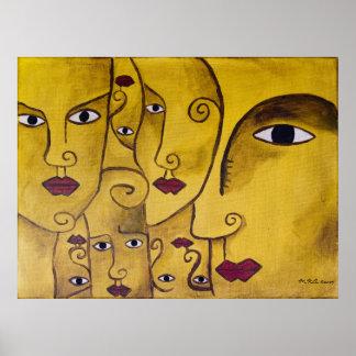 Seven Sisters Wall Art