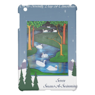 Seven Swans Cover For The iPad Mini