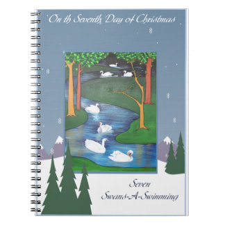 Seven Swans Note Book
