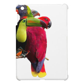 Seven Tropical Bird's iPad Mini Case
