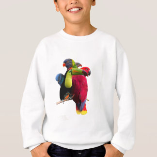 Seven Tropical Bird's Sweatshirt