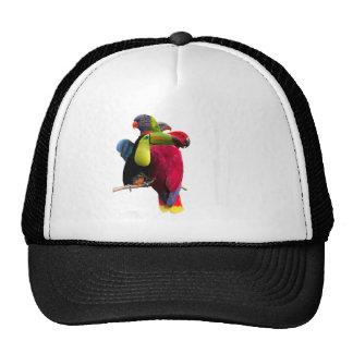 Seven Tropical Bird's Trucker Hat