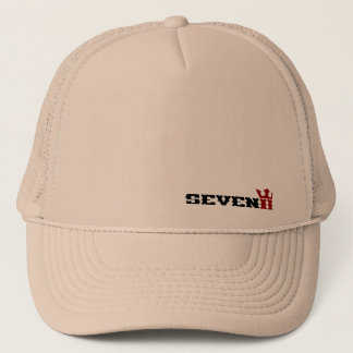 sevenhlong trucker hat