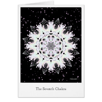 Seventh Chakra Card