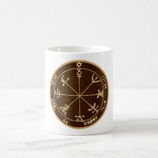 Seventh Pentacle of Jupiter Coffee Mug
