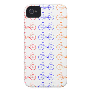 Several colorful bycicle Case-Mate iPhone 4 case