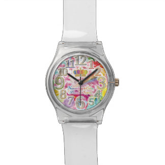 Several secrets & color original watch