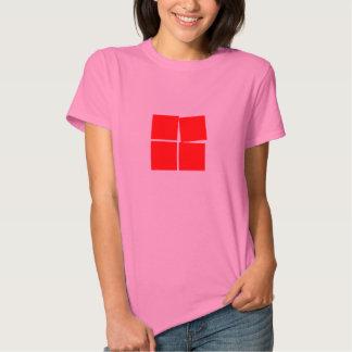 Several Squares, funny t-shirt