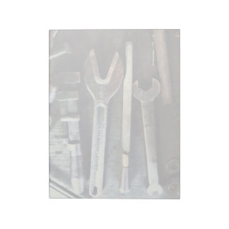 Several Wrenches Notepad