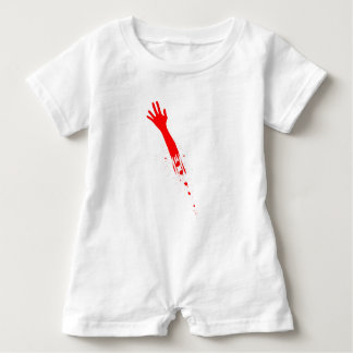 Severed Arm Baby Romper