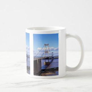 Severn Bridge, Avon, England Mug