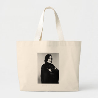 Severus Snape Arms Crossed Large Tote Bag
