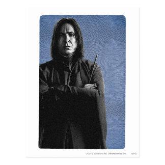 Severus Snape Postcard