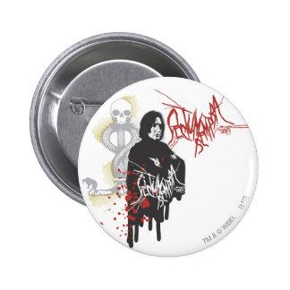Severus Snape Sectum Sempra Pin