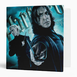 Severus Snape With Death Eaters Binder