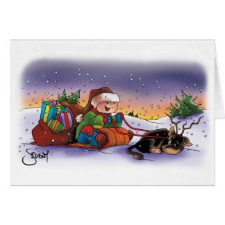 Sevigny_Cute Christmas Card