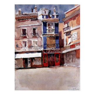 Seville by Vasily Surikov Postcard