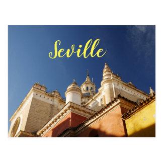 Seville Postcard