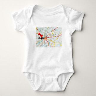 Seville, Sevilla, Spain Baby Bodysuit