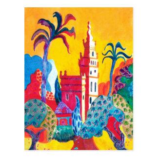 Seville.Spain. Postcard