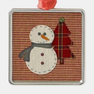 Sew Christmas Ornament