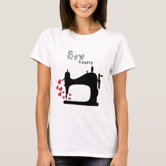 Sew Crafty Sewing Tee by Mini Brothers
