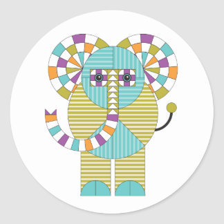 Sew Irrelephant Sticker
