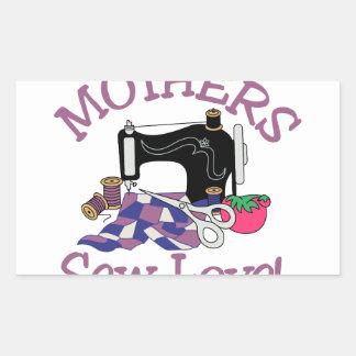 Sew Love Sticker