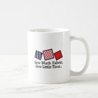 Sew Much Fabric Coffee Mug