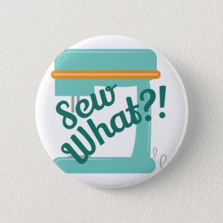Sew What 2 Inch Round Button