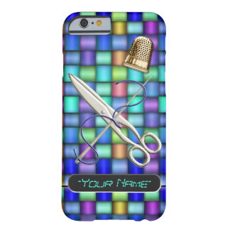Sew What? iP6 (Personalized) Barely There iPhone 6 Case