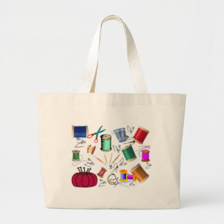 Sew What Large Tote Bag