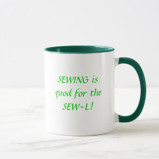 Sew What? Mug