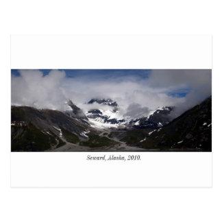 Seward, Alaska, 2010 Postcard