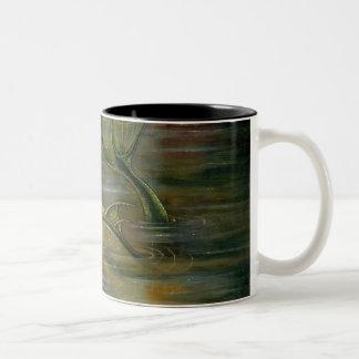 """Sewer Mermaid"" Mug"