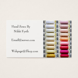 Sewers business card