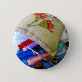 Sewing 2 Inch Round Button