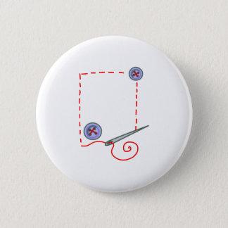 Sewing 2 Inch Round Button